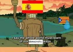 Enlace a Algo muy grave está a punto de suceder en Catalunya