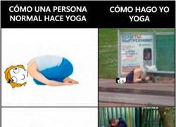 Enlace a Diferentes formas de hacer Yoga