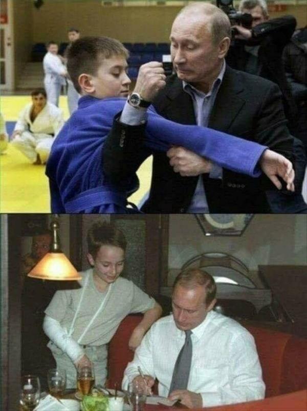 Meme_otros - El peligro de desafiar a Putin