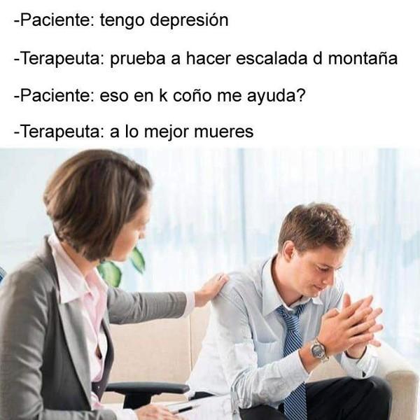 Meme_otros - Una ayuda en el psicólogo