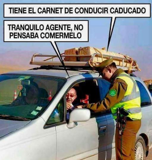 Abuela_sorprendida_internet - Cuando te para la Guardia Civil
