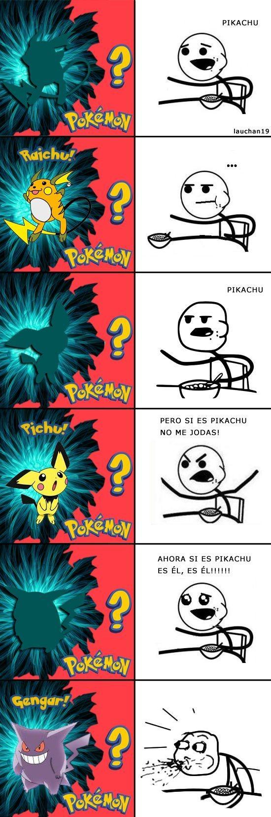 A_nadie_le_importa - Tratando de adivinar al Pokémon