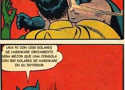 Enlace a Batman le pone fin al debate