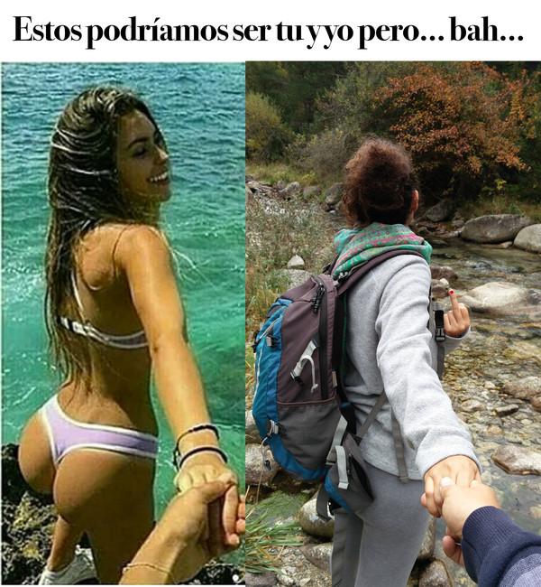 A_nadie_le_importa - Cuando passas del postureo de pareja...