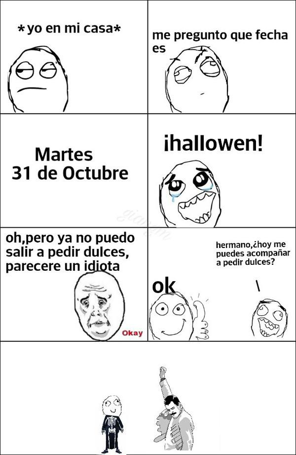 Freddie_mercury - ¡Feliz Halloween!