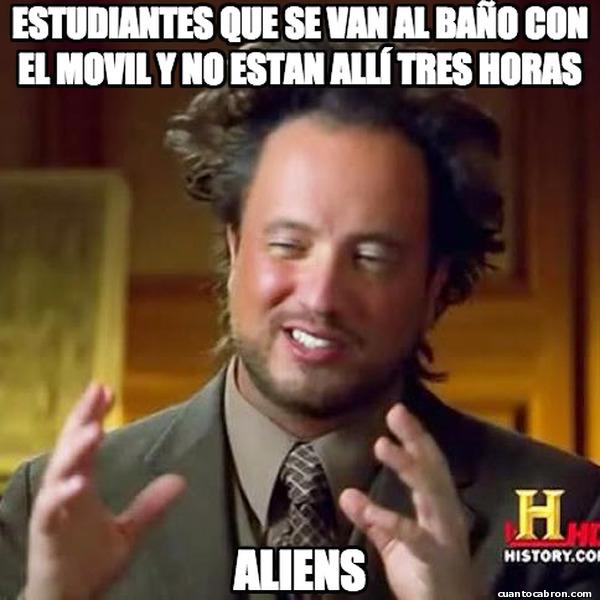 Ancient_aliens - Y que estarán haciendo allí...