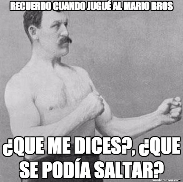Overly_manly_man - Un gamer profesional