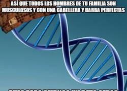Enlace a ADN trolleando desde tiempos inmemorables