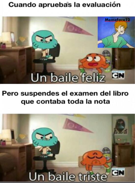 Meme_otros - Baile triste