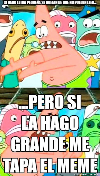 Patricio_esto_otro - Siempre será así...