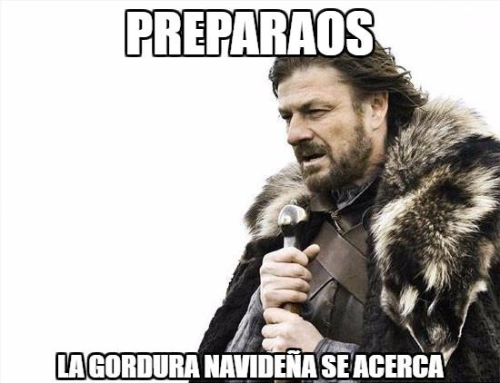 Brace_yourselves - ¡QUE VIENE!