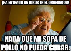 Enlace a Las abuelas y el ordenador...