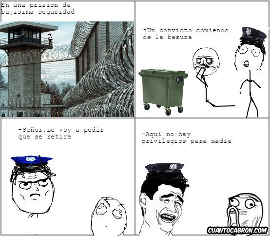 Yao - Seguridad en la prisión