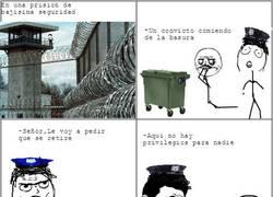 Enlace a Seguridad en la prisión