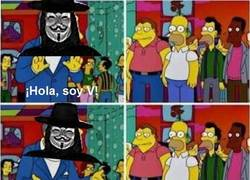 Enlace a Es V, no Anonymous