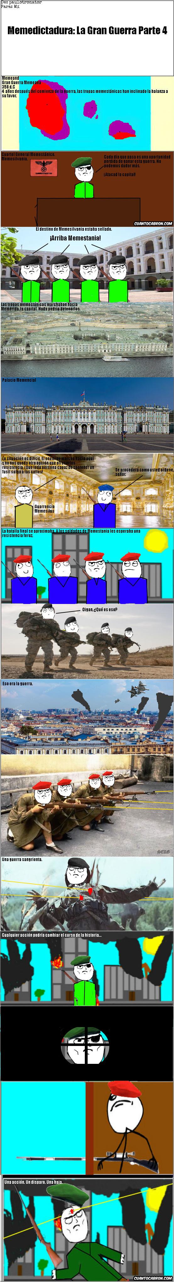 Mix - Memedictadura: La Gran Guerra Parte 4