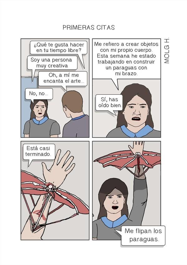 Otros - Paraguas casero