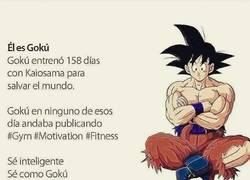 Enlace a Quiero ser como Goku