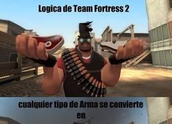 Enlace a Lógica de Team Fortress 2