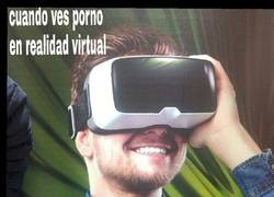Enlace a La realidad virtual es maravillosa