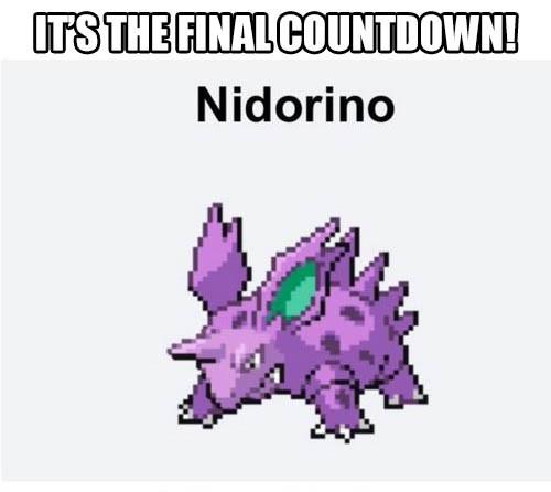 Profesor_oak - Nidorino... Nidorinoni (?)