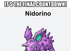 Enlace a Nidorino... Nidorinoni (?)