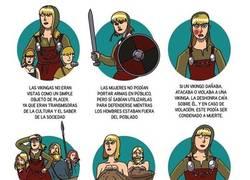 Enlace a Curiosidades sobre vikingas