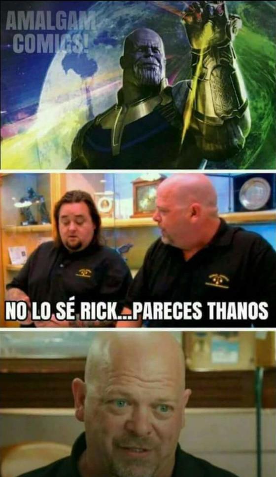 Meme_otros - Rick quiere acabar con el universo