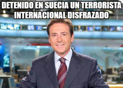 Enlace a Terrorista detenido