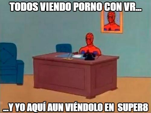 Spiderman60s - La vida del faper...