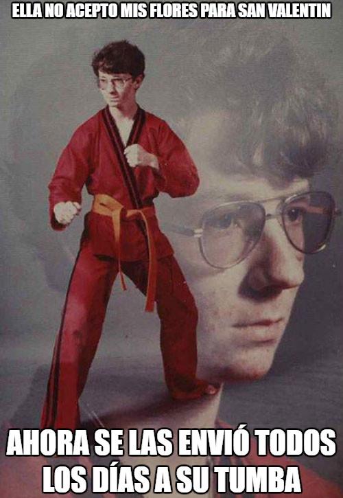 Karate_kyle - Cuidado con lo que niegas