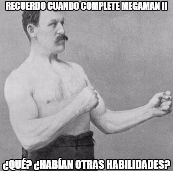 macho,megaman