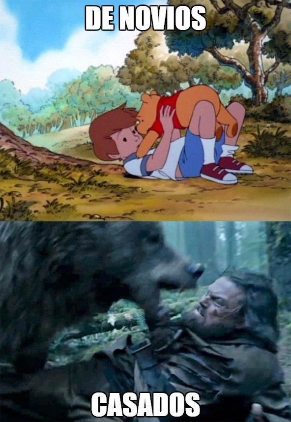 Bear_leo - La vida cambia mucho