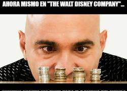 Enlace a El mundo será de Disney