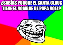 Enlace a ¿Por qué Papá Noel?