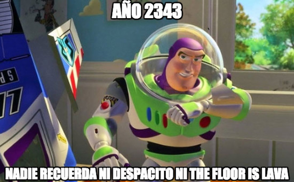 Buzz_lightyear - Vírales ya muy 2017