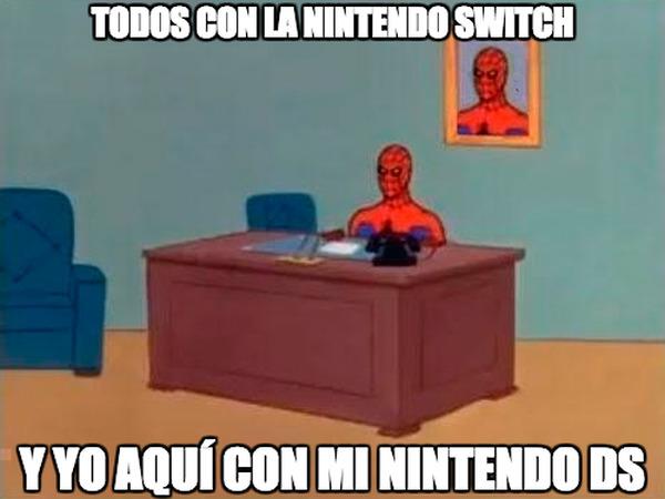 Spiderman60s - Yo y mi Nintendo
