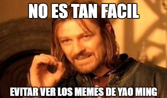Boromir - Yao y sus memes