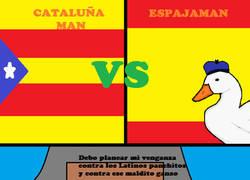 Enlace a Gansoman y Catalanman VS Espajaman : La independización.