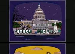 Enlace a La nueva temporada de House of Cards