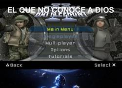 Enlace a El verdadero Star Wars Battlefront