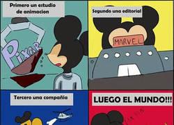 Enlace a Disney es diabólica