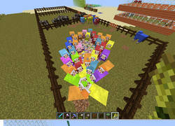 Enlace a Sheep Rainbow