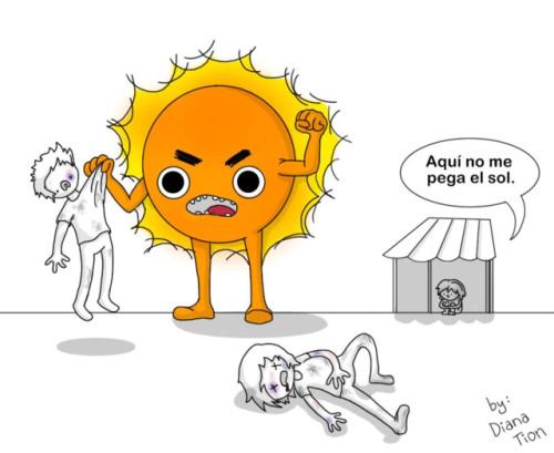 Otros - El sol es muy cruel