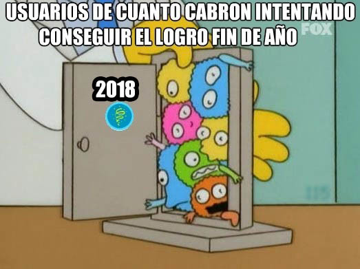 Meme_otros - Cada año igual