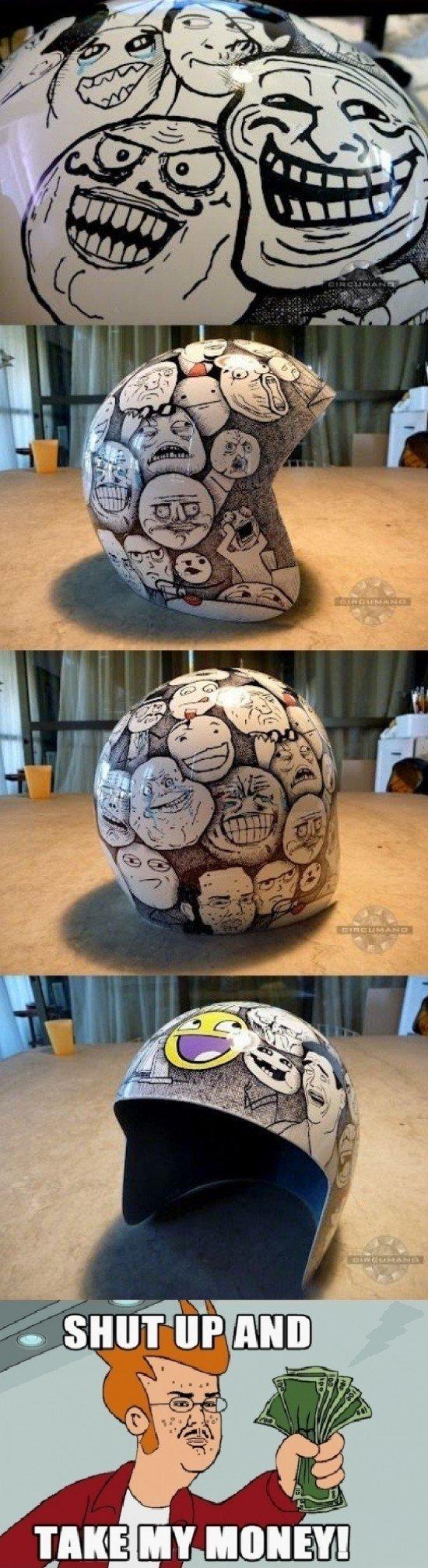 Friki - El casco ideal