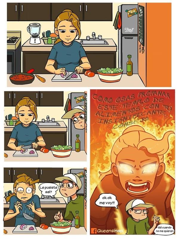 cocina,comida,ingredientes,sal