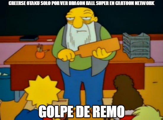 Golpe_de_remo - Con CN ahora cualquiera puede ser otaku