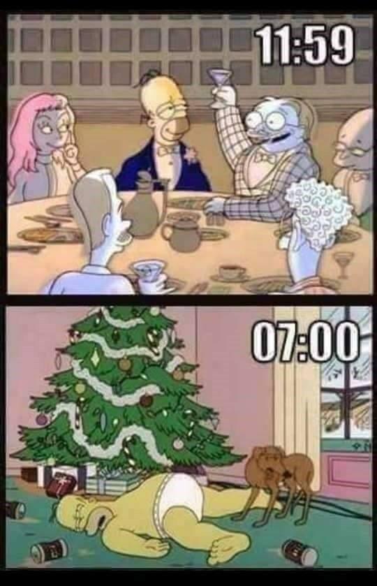 Meme_otros - Resumen del 31 de diciembre y 1 de enero