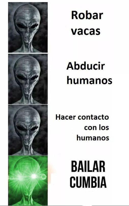 Meme_otros - La razón de la existencia de un marciano